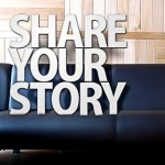 Do you have a story to tell? Image