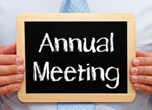 Notice of Annual General Meeting Image