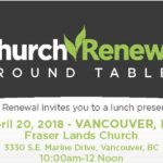 Church Renewal Round Table Image