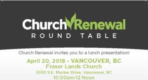 Church Renewal Round Table Image