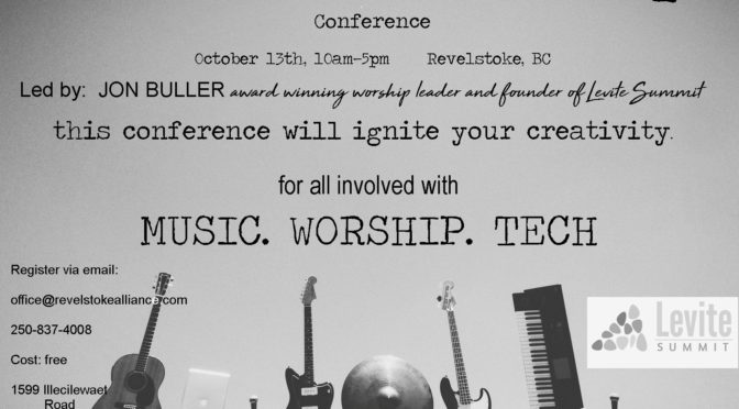 Cultivate Worship Conference Image