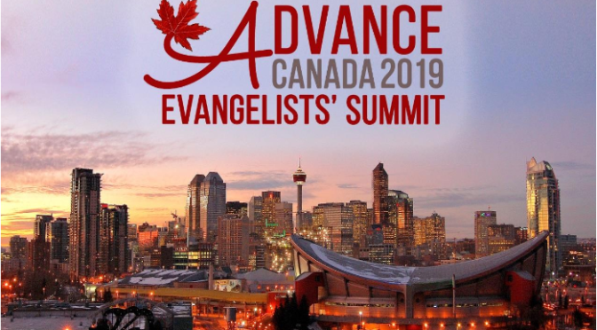 Advance Canada 2019 Evangelists' Summit Image
