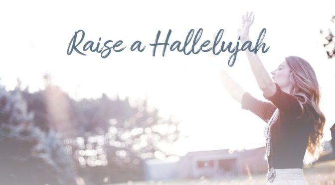 Raise a Hallelujah – Global Prayer Event Image
